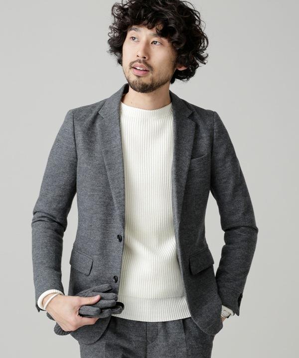 ダメリーノ JAPAN ウール 防風セットアップジャケット 5000円以上送料無料【公式/ナノ・ユニバース】