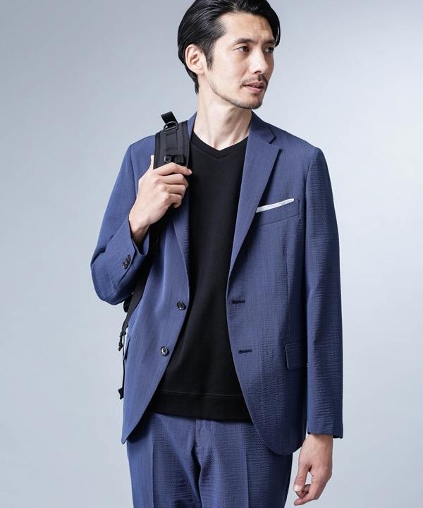 ナノグラビティHOME CLEANINGジャケット LUX�U 5000円以上送料無料【公式/ナノ・ユニバース】