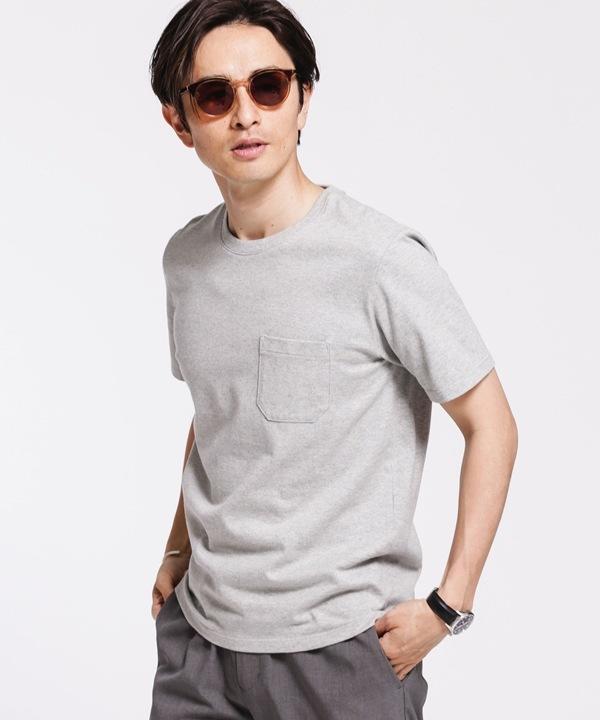 《汗染み防止》Anti Soaked ヘビークルーネックTシャツ 5000円以上送料無料【公式/ナノ・ユニバース】