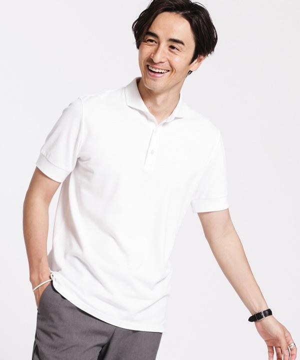 《汗染み防止》Anti Soaked POLOシャツ 5000円以上送料無料【公式/ナノ・ユニバース】
