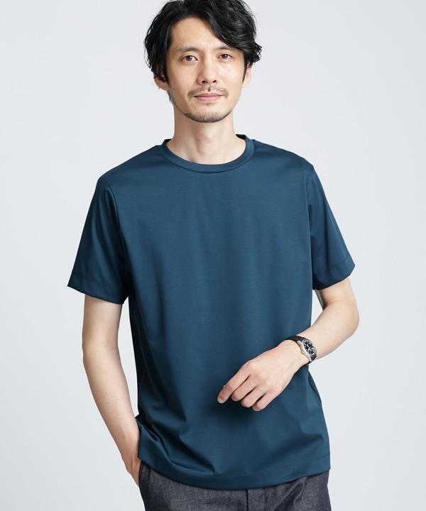 ドレスTEE クルーネック 5000円以上送料無料【公式/ナノ・ユニバース】