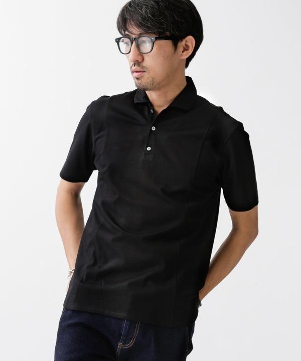 Pattern made fit ポロシャツ 5000円以上送料無料【公式/ナノ・ユニバース】