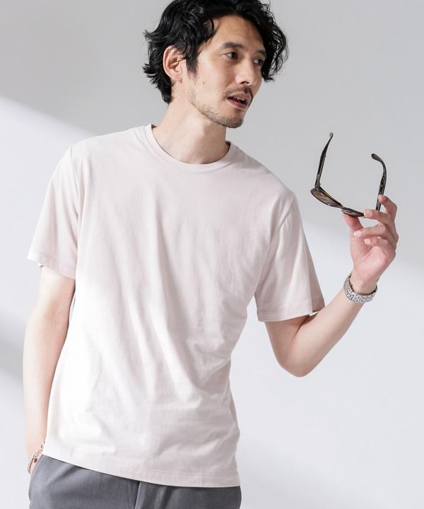 [喜もちいいT] レギュラーシルエット 5000円以上送料無料【公式/ナノ・ユニバース】