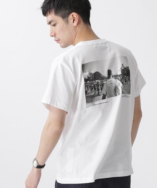 [着るアート] CHERYL DUNN フォトTシャツ 2 5000円以上送料無料【公式/ナノ・ユニバース】