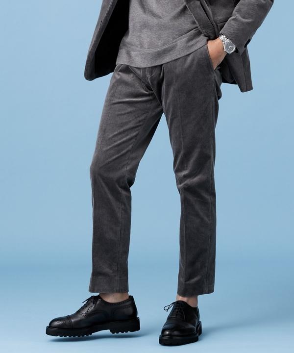 【公式/ナノ・ユニバース】//Mid−Century×Library パンツ 5000円以上送料無料【nano LIBRARY】