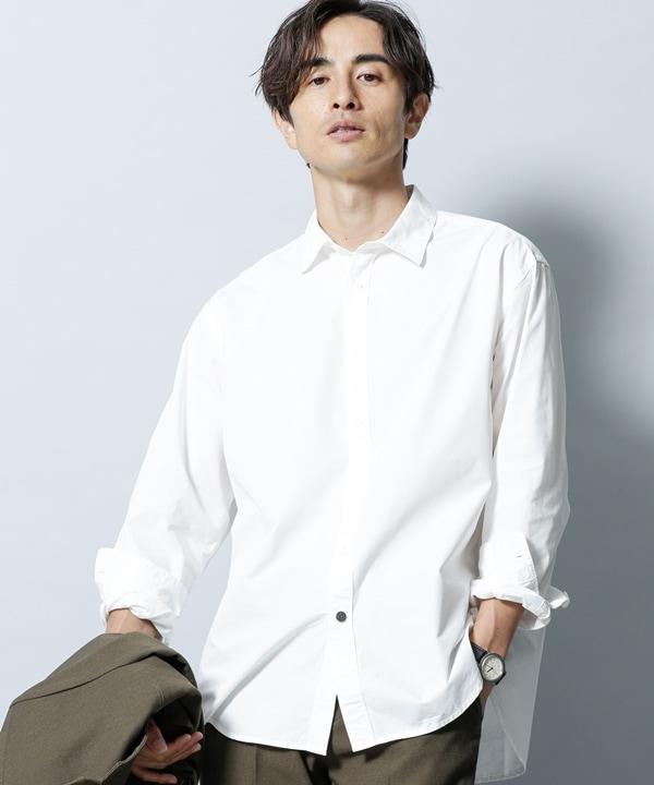 BRING COVEROSS ルーズフィットシャツ 5000円以上送料無料【公式/ナノ・ユニバース】