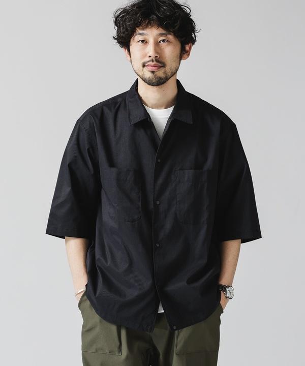 DotAir × Primeflex ライトウェイトシャツ 5000円以上送料無料【公式/ナノ・ユニバース】