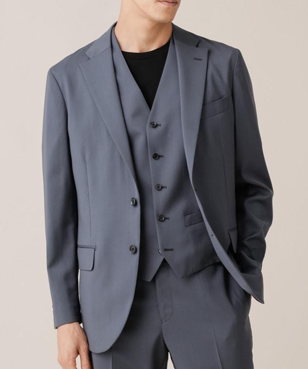 イタリア生地ソリッドジャケット RG 5000円以上送料無料【公式/ナノ・ユニバース】