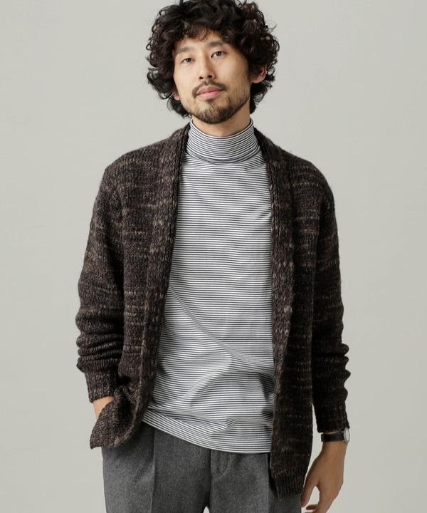 COFIL カスリオーバーニットカーディガン 5000円以上送料無料【公式/ナノ・ユニバース】