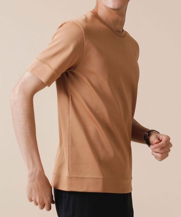 FORMAL JERSEY クルーネックTシャツ S/S 5000円以上送料無料【公式/ナノ・ユニバース】