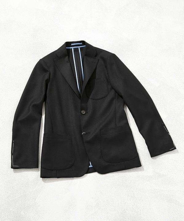 【公式/ナノ・ユニバース】ホップサック2Bジャケット 5000円以上送料無料【SACCO】