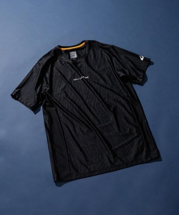【公式/ナノ・ユニバース】QUIKSILVER×WLG ラッシュTシャツ 5000円以上送料無料【QUIKSILVER x WillLOUNGE】