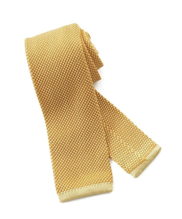 【公式/ナノ・ユニバース】ニットタイ コンビネーション 5000円以上送料無料【Dimaglia Cravatte】