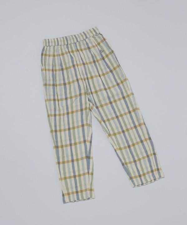 【公式/ナノ・ユニバース】Woven Trousers 5000円以上送料無料【BOBO CHOSES】