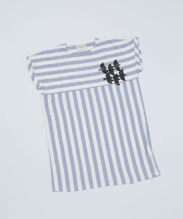 【公式/ナノ・ユニバース】T-shirt Dress 5000円以上送料無料【BOBO CHOSES】