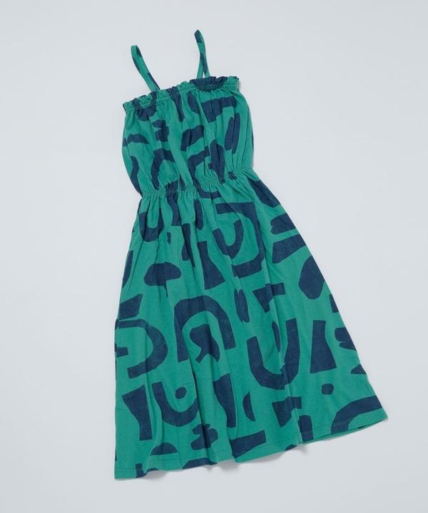 【公式/ナノ・ユニバース】Jersey Dress 5000円以上送料無料【BOBO CHOSES】