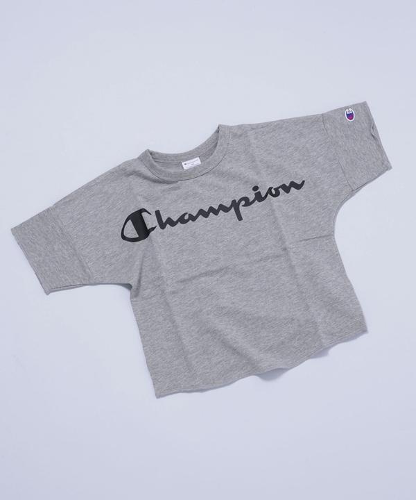 【公式/ナノ・ユニバース】WIDE T-SHIRT 5000円以上送料無料【Champion】