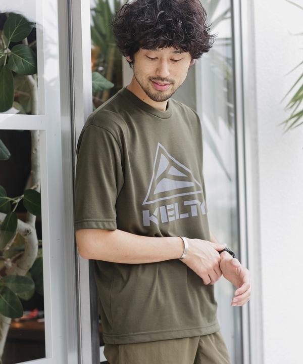《WEB限定》KELTY別注イージーケアTシャツ 5000円以上送料無料【公式/ナノ・ユニバース】